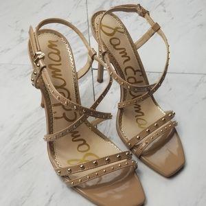 Sam Edelman Women's Lennox Studded Leather Sandals